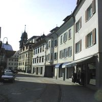 Eisengasse, Дорнбирн
