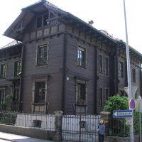 wunderschönes Holzhaus, Дорнбирн