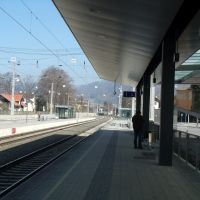 Bahnsteig, Дорнбирн