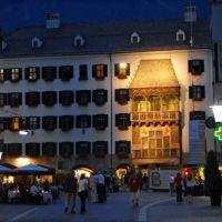 Innsbruck. Gold Roof., Инсбрук