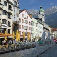 Downtown Innsbruck, Инсбрук