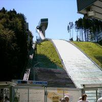 Innsbruck Bergisel-Schanze, Инсбрук