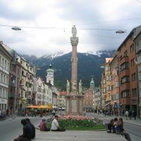 2005 Innsbruck - Annasaule, Инсбрук