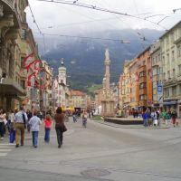 Innsbruck_Austria, Инсбрук