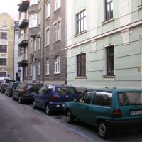Innsbruck, Schillerstr., Инсбрук