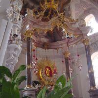 Innsbrück - Austria - Wilten - Altar Mayor - ecm, Инсбрук