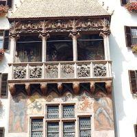 Goldenes Dachl, Инсбрук
