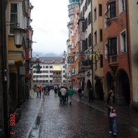Innsbruck, Goldenes Dachl, Инсбрук