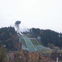 Skischanze, Инсбрук