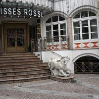 Hotel Weisses Roessl, Кицбюэль