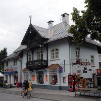 Kitzbuhel, Кицбюэль