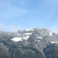 schnee auf den bergen, Кицбюэль