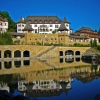 "SPA Resort A-ROSA - Kitzbuehel - - This image shows "" The Grand SPA Resort A-ROSA "" in Kitzbuehel, Austria., Кицбюэль"