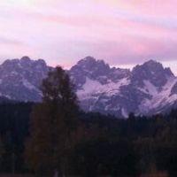 Wilder Kaiser panorama, Кицбюэль