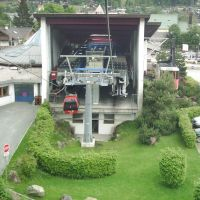 Talstation Hahnenkammbahn in Kitzbühel, Кицбюэль