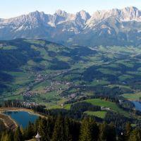 Tirol, Tirol, Tirol du bist mein.............!, Кицбюэль
