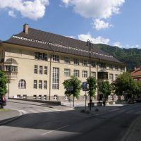 Volkschule, Kufstein, Österreich, Куфштайн