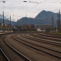 Kufstein in Tirol : ÖBB Bahnhof, Куфштайн