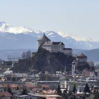 Kufsteiner Burg - Kufstein die Perle Tirols am 7.April 2010, Куфштайн