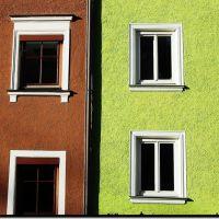Színek, formák, ablakok..., Куфштайн