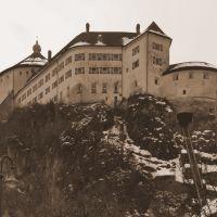 Die Burg in Kufstein, Куфштайн