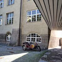 Kufstein, Ausztria Volksschule Kufstein Stadt, Куфштайн