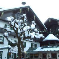Mayrhofen , Austria, Майрхофен
