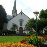Mayrhofen Church, Майрхофен
