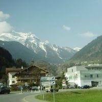 oberes Zillertal, Mayrhofen, Str. 169 / L6 Finkenberg-Hintertux, Майрхофен