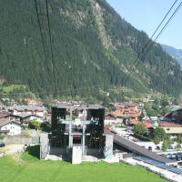 Talstation Ahornbahn Mayrhofen, Майрхофен