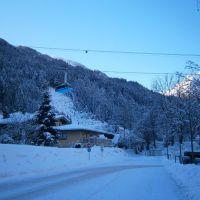 Ahornbahn in Mayrhofen-Zillertal, Майрхофен