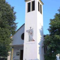 Trieben Johanneskirche 2013, Трибен