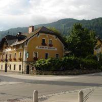 20 July `08: Gasthof Triebenerhof - Trieben, Трибен