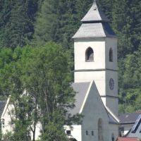 Sankt Lorenzen Kirche 2012, Трибен