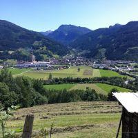 Nette Aussicht in Österreich, Трибен