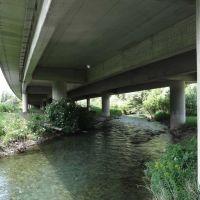Autobahnbrücke Trieben 2012, Трибен