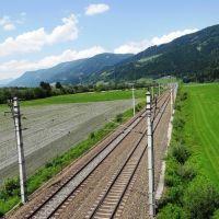 Bahnstrecke Trieben 2012, Трибен