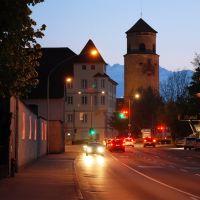 Katzenturm in Feldkirch, Фельдкирх