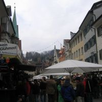 Feldkirch square, cheese cheese and more cheese, Фельдкирх