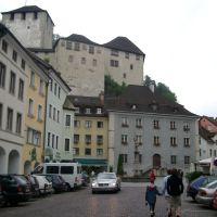 Feldkirch, Schattenburg, Фельдкирх