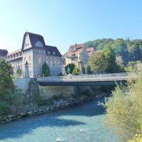 Ill Brücke, Фельдкирх
