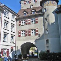 das Churer Tor in Feldkirch, Фельдкирх