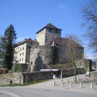 die Schattenburg in Feldkirch, Фельдкирх