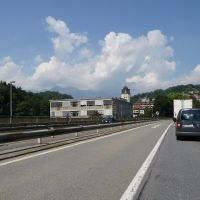 Eingangs Feldkirch, Фельдкирх