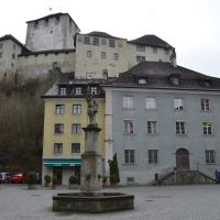 Feldkirch, Schattenburg on the Hill, Фельдкирх