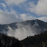 Feldkirch, Morning Clouds, Фельдкирх