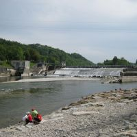 Hydro water plant - Wasserkraftwerk, Велс