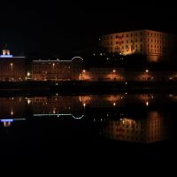 Schlossmuseum bei Nacht, Линц