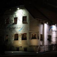 Restaurant Fischerhäusl at Night, Линц