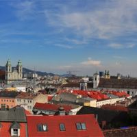 Linz Panorama © Sunpixx, Линц